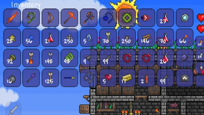 Terraria Crafting Guide Recipes List