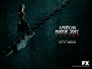 American Horror Story Asylum Dark HD Wallpaper
