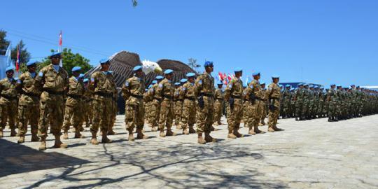 Kisah Pasukan Garuda selamatkan tentara Spanyol dari Hizbullah