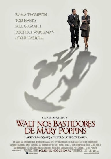 Walt Nos Bastidores De Mary Poppins Legendado