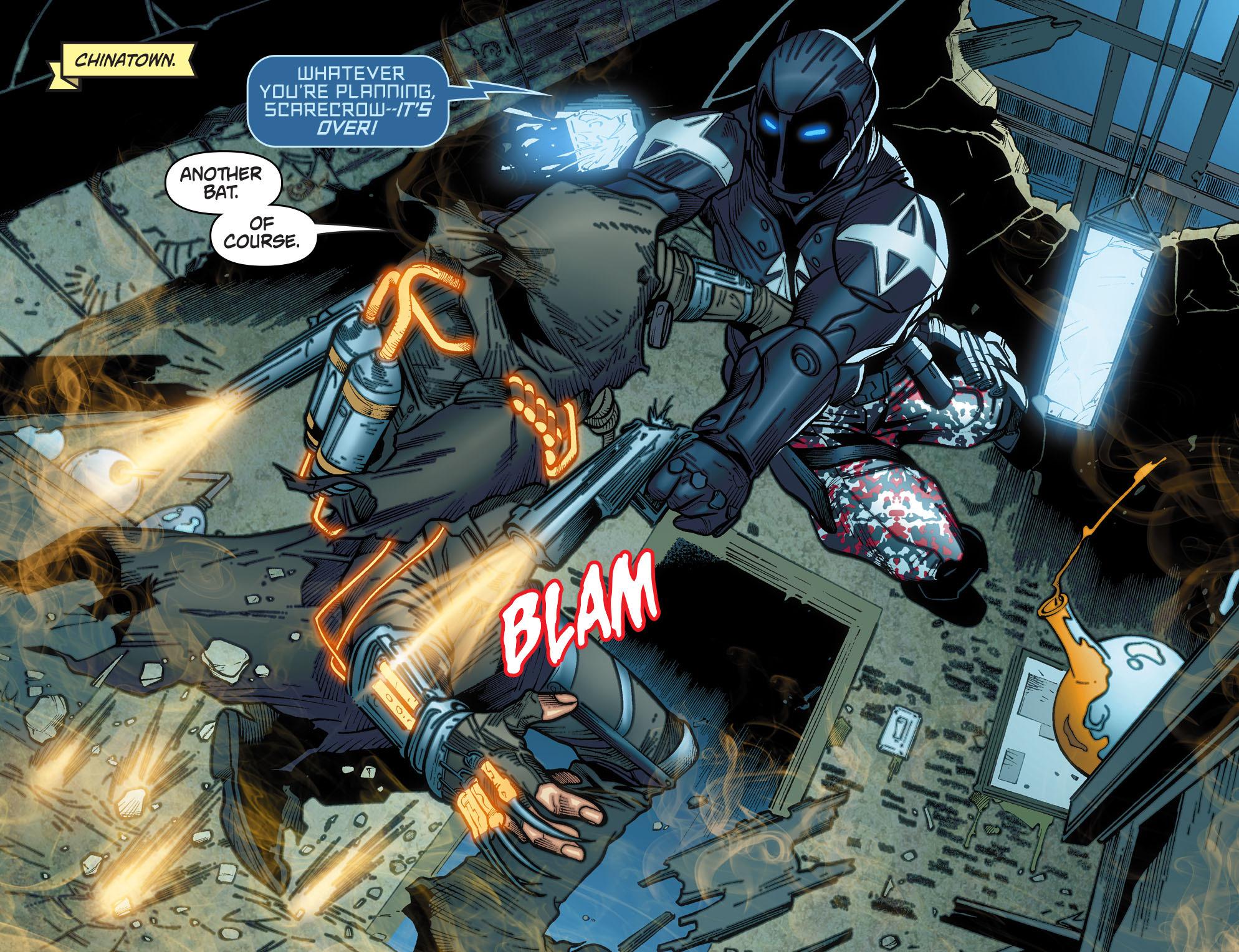 Batman: Arkham Knight [I] Issue #34 #36 - English 7