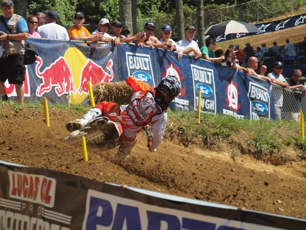 Trey Canard Budds Creek 2013