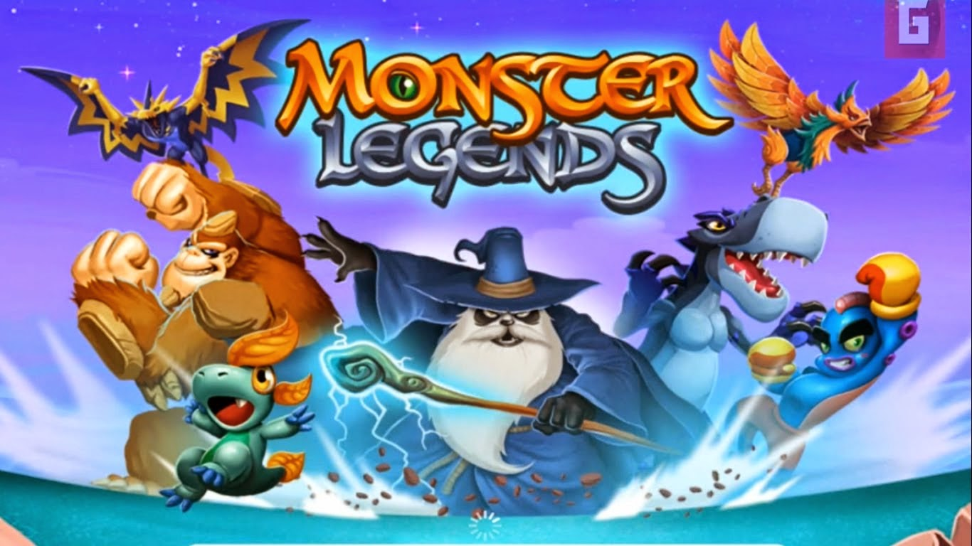 Monster Legends Hack Gold & Food 04/11/2015