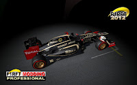 F1 en pista del simulador 10
