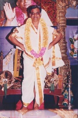 SPIRITUAL GURU SRI SHIVASHANKARBABA
