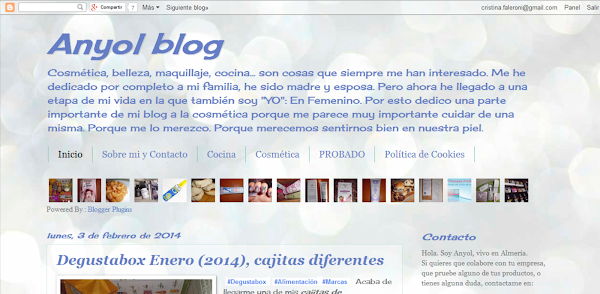 Anyol Blog