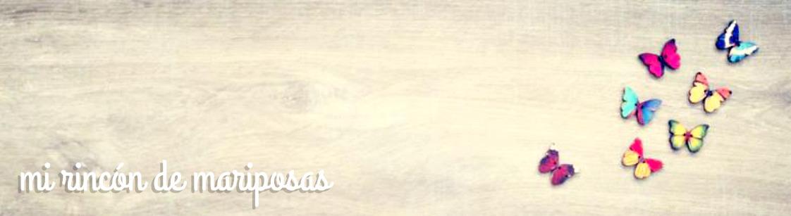 mi rincón de mariposas