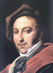 Gioacchino Rossini.