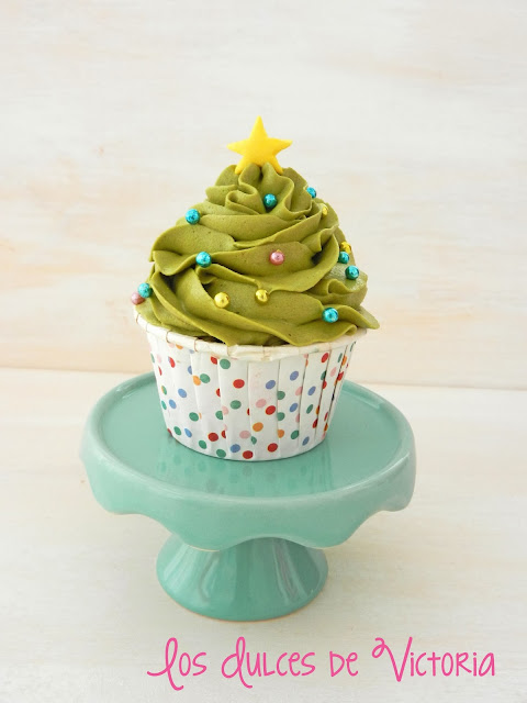 taller de decoración de cupcakes navideños en sevilla
