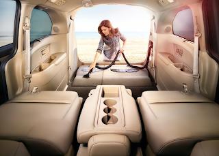 2014 Honda Odyssey Touring Elite Vacuum