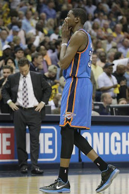 Kevin Durant playoffs