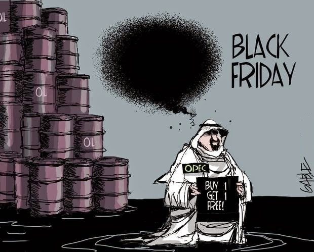 Brian Gable: Black Friday.