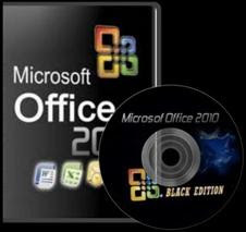 Microsoft Office Professional 2010 – Black Edition + Ativador 2012 download