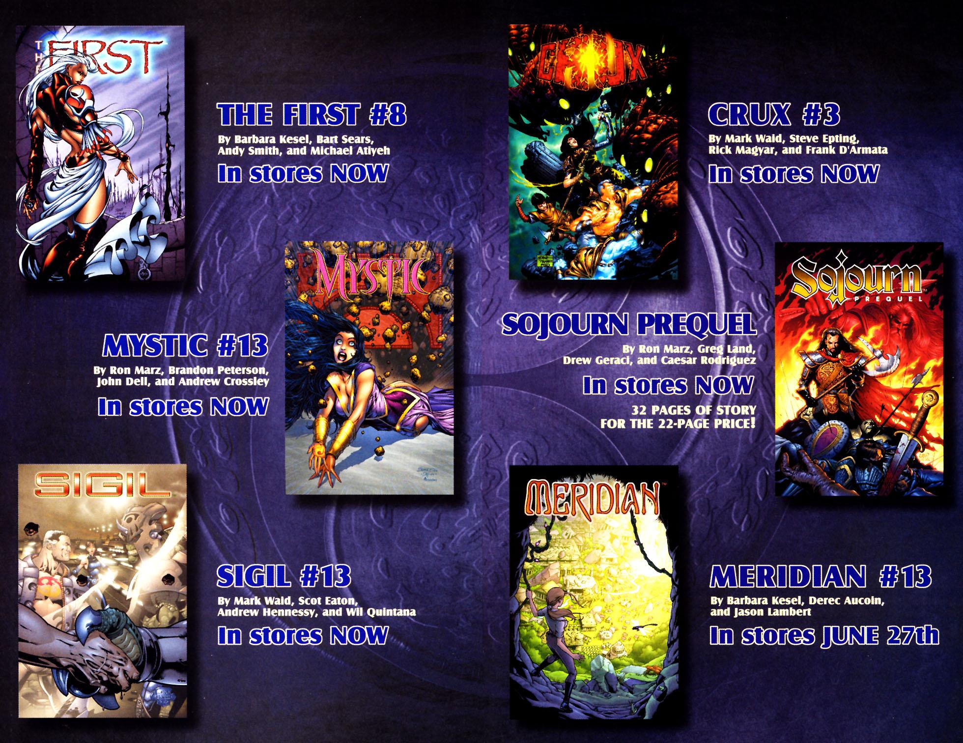 Read online Scion comic -  Issue #13 - 29