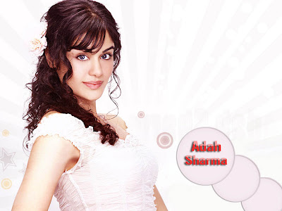 Adah Sharma sexy pic