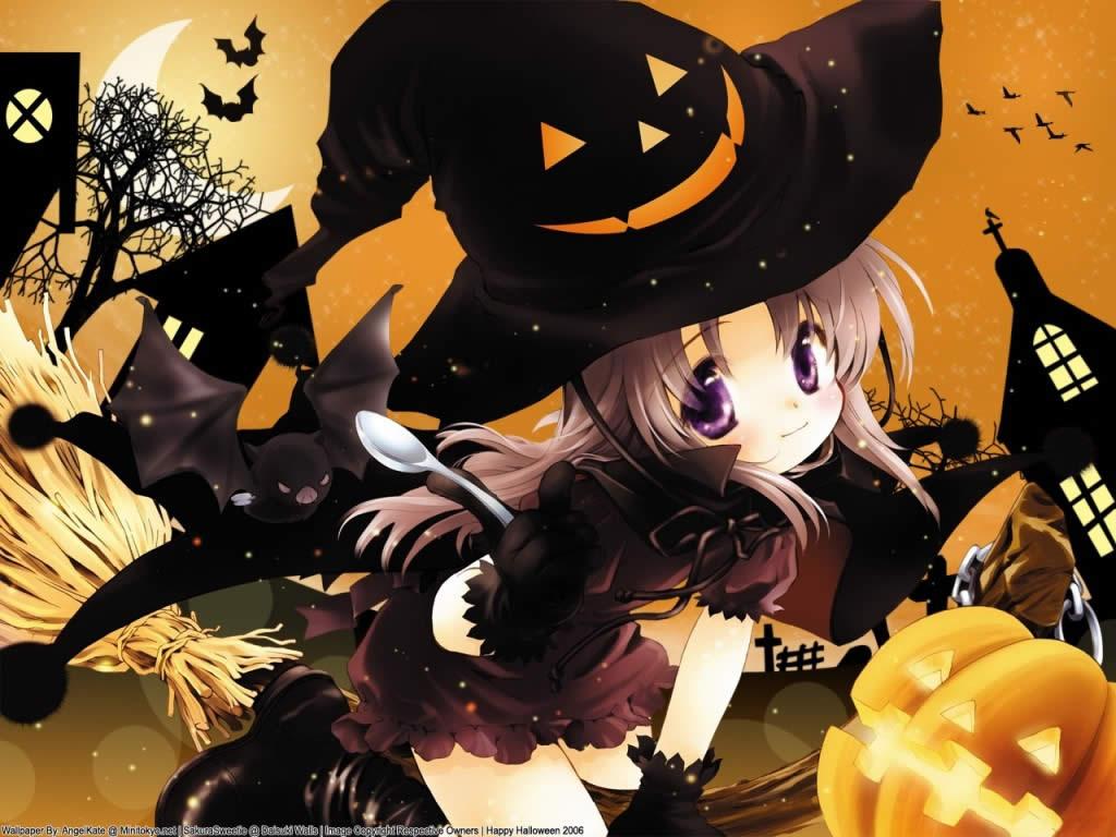 Navegando por la red lo encontr brujas anime for Imagenes movibles anime