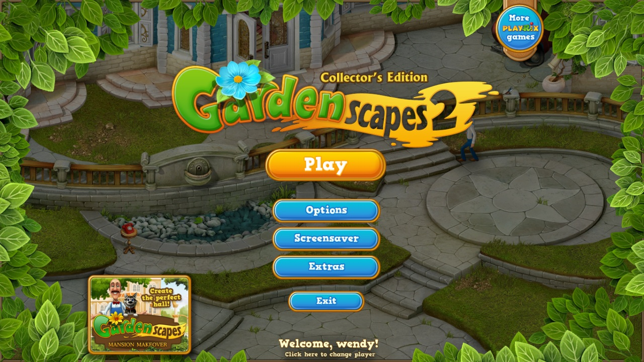 Wendys Blog: Gardenscapes 2 Collectors Edition