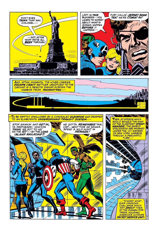 Captain America (1968) Issue #143 #57 - English 3