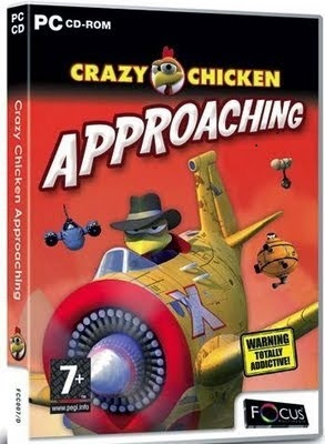 Crazy Chicken Approaching Game