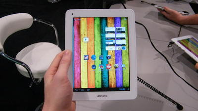 harga Archos 80 Titanium, spesifikasi tablet Archos 80 Titanium, tablet murah mirip ipad, android tablet terbaru