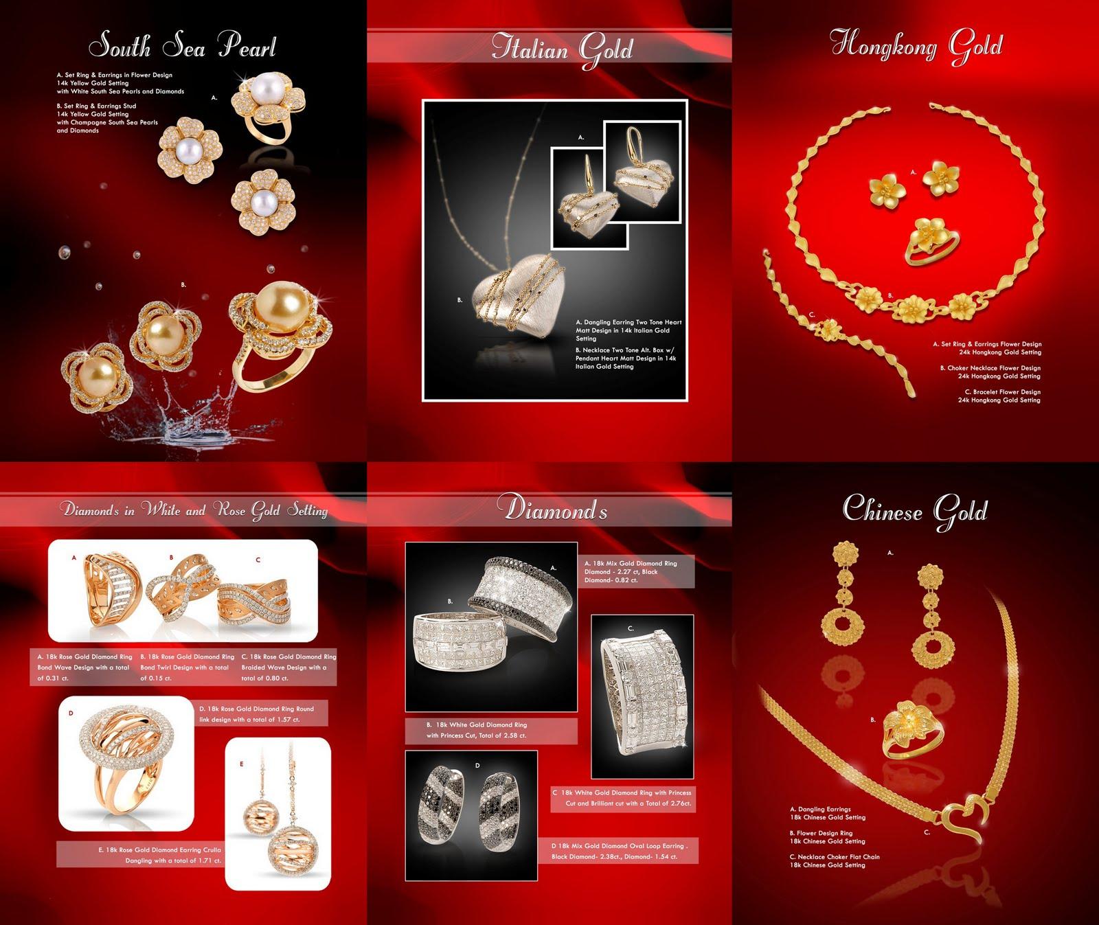 oro china jewelry