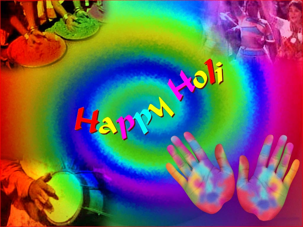 Best wishes for Holi 2015