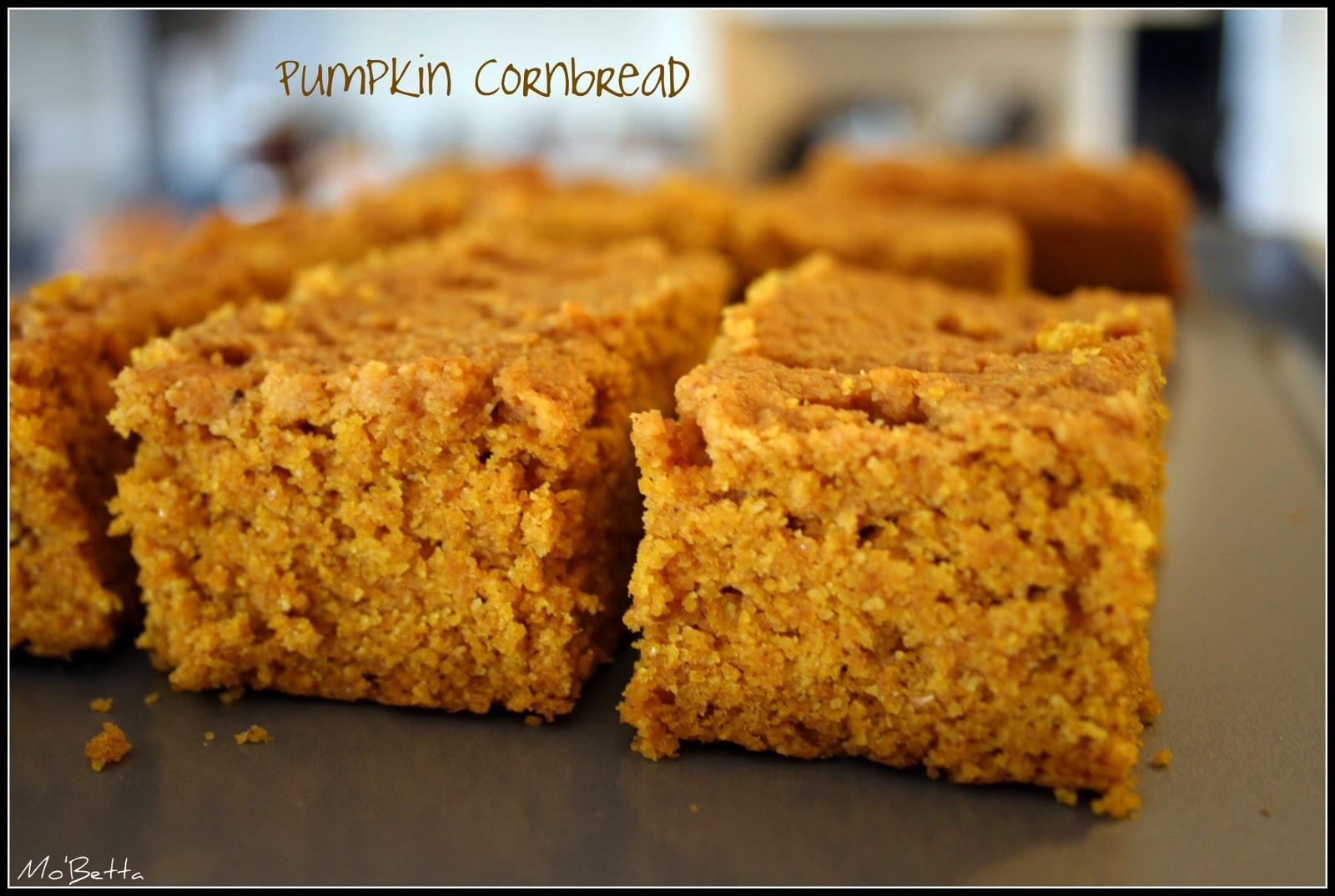 Pumpkin Cornbread Recipe — Dishmaps
