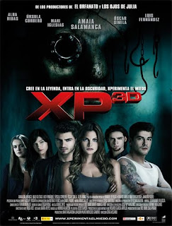 Ver XP3D (Paranormal Xperience 3D) (2011) Online