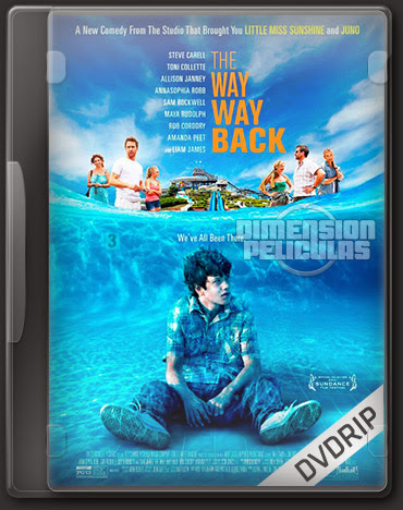 The Way Way Back (DVDRip Ingles Subtitulada) (2013)
