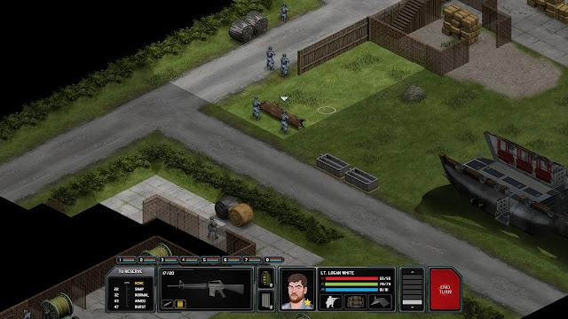Xenonauts - Farm Terrain Mission Description