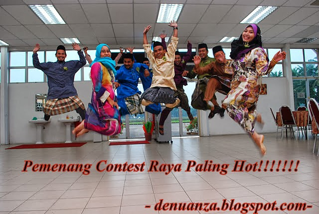 MENANG cONTEST rAYA PALING HOT