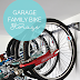 Garage Update: Family Bike Storage