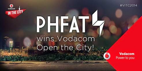 PHFAT WILL OPEN VODACOM IN THE CITY