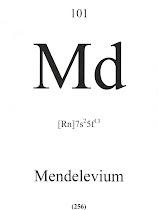 101 Mendelevium