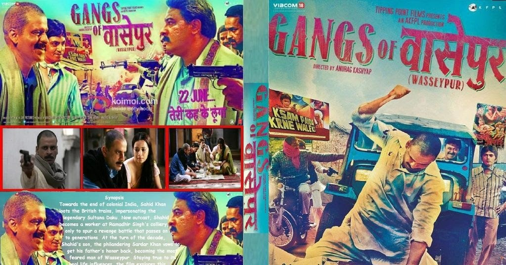 Gangs of Wasseypur – Part 1 - Topic - YouTube