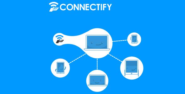 Cara Share Internet Modem ke HP (Handphone) Menggunakan Connectify