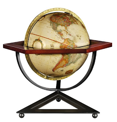 Hexagon Globe 12-inch