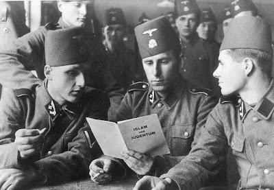 pasukan waffen ss jerman dari muslim bosnia