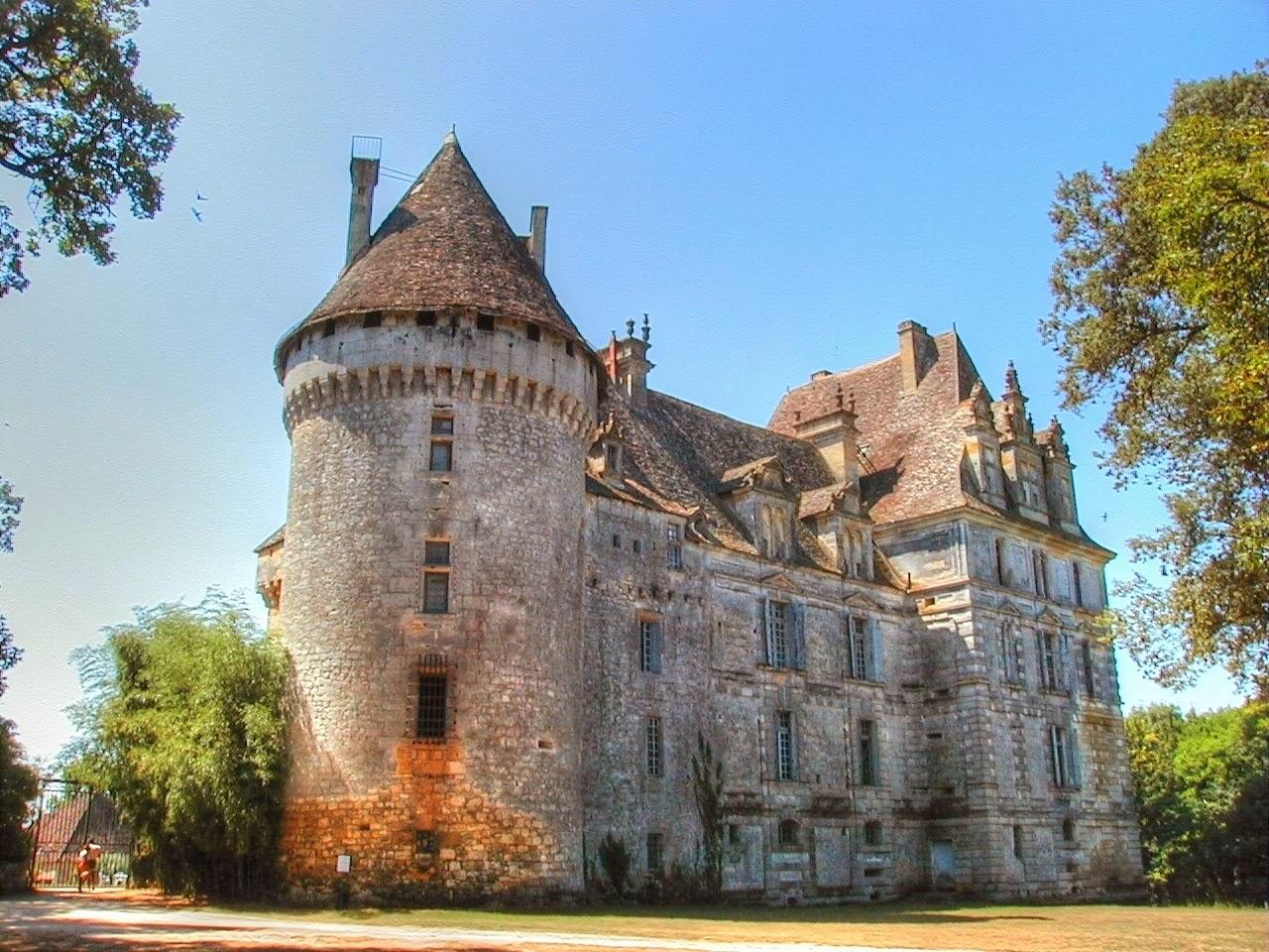 chateau a vendre perigord