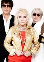 Blondie, whose new single is 'I Want To Drag You Around'