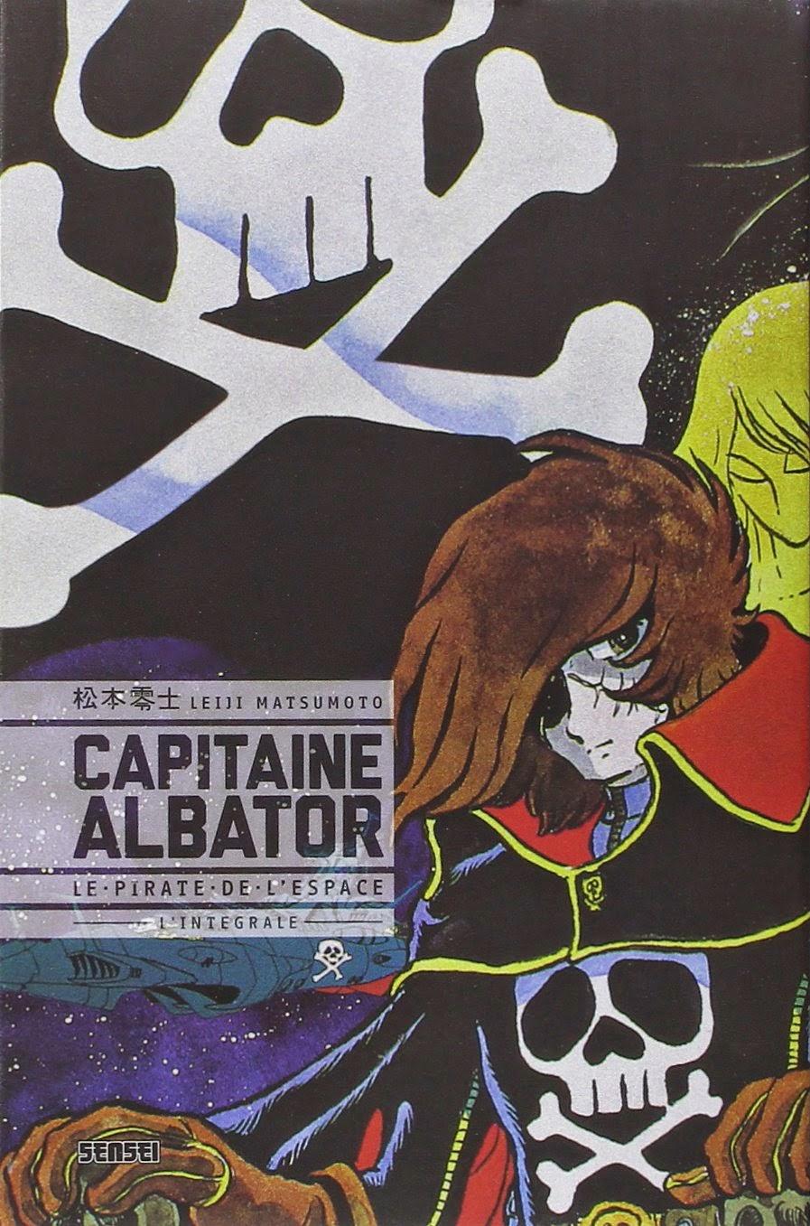 Matsumoto, Leiji - Capitaine Albator Intégrale