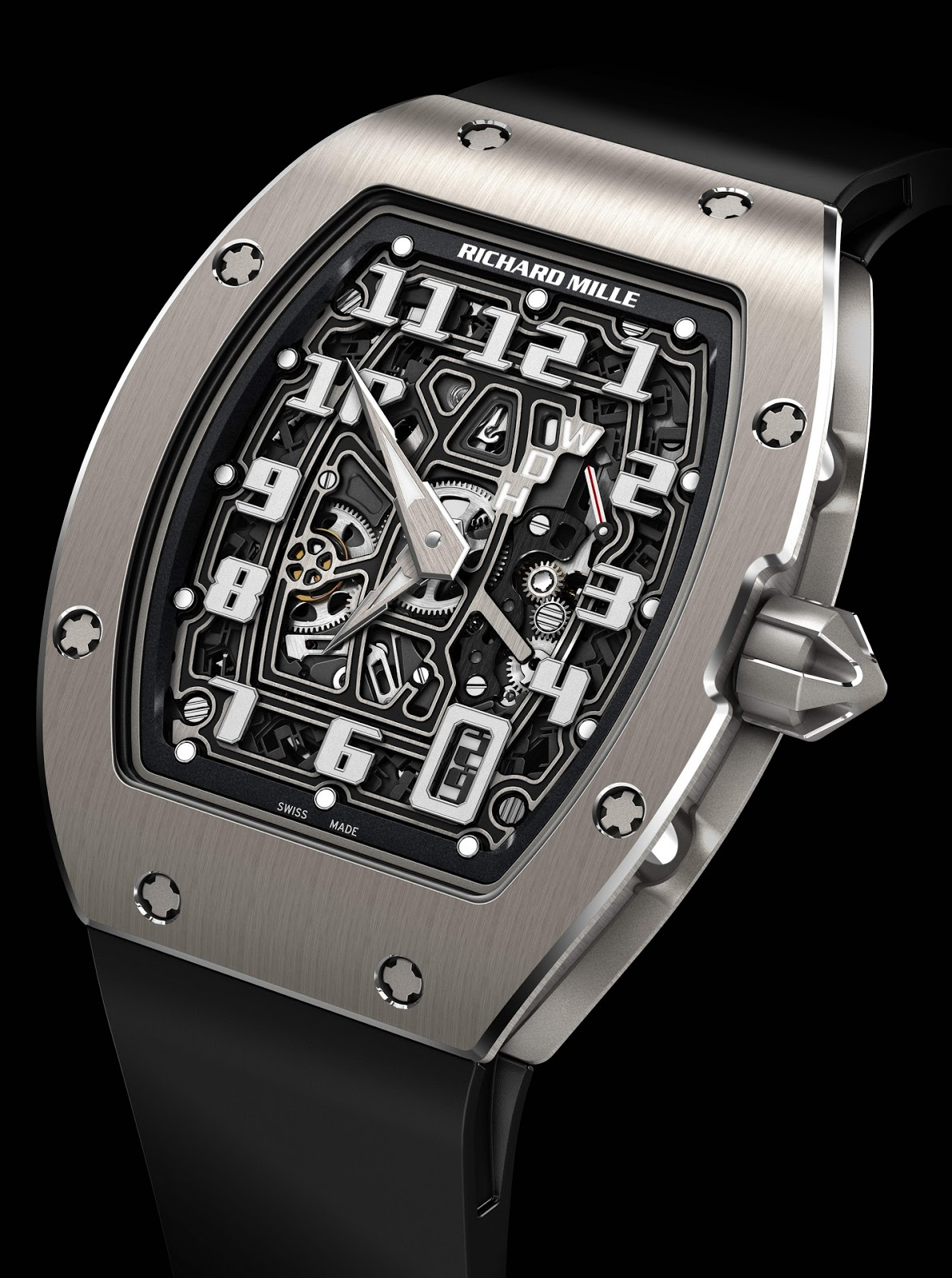 j 39 aime les montres la montre du jour richard mille rm 67 01 extraplate. Black Bedroom Furniture Sets. Home Design Ideas