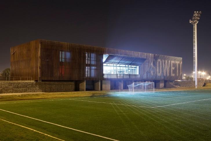 Architechnophilia New Work Nike Football Soweto