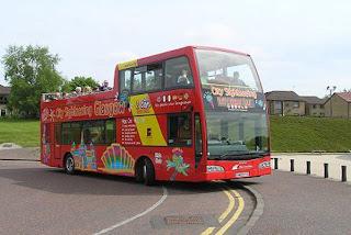sightseeing-red-bus-tour-glasgow