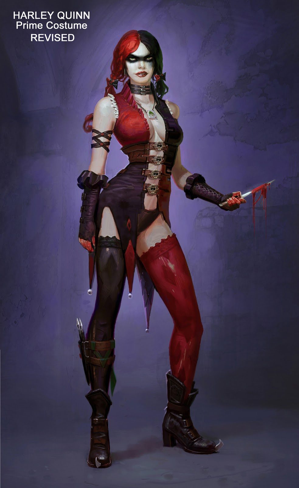 harley quinn is the - photo #33
