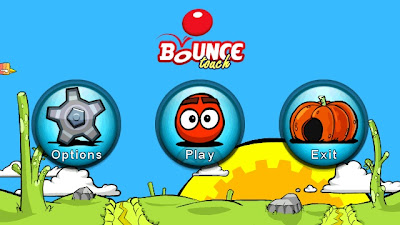 bounce touch, nokia, touch game, nokia 5800