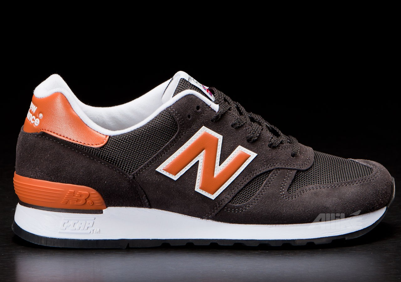 New Balance M 670 SBO Braun Orange