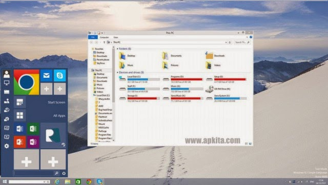 Windows 10 Transformation Pack 2.0