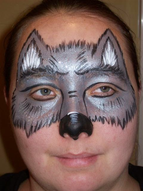 Halloween, Maquillaje de Animales, Variados.