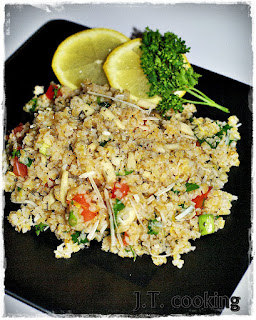 photo recipes bulgar salad